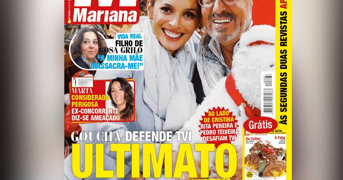 Photo of Maria Cerqueira Gomes com ULTIMATO. Tem três meses para mostrar o que vale na TVI