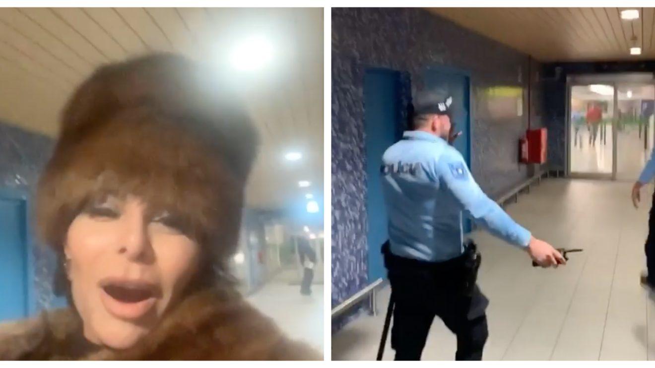 Photo of José Castelo Branco publica vídeo acompanhado pela PSP e lança piropos aos agentes