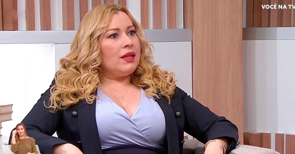 Photo of Suzana Garcia já está envolvida em novo barraco após comentários polémicos no 'Você na TV'