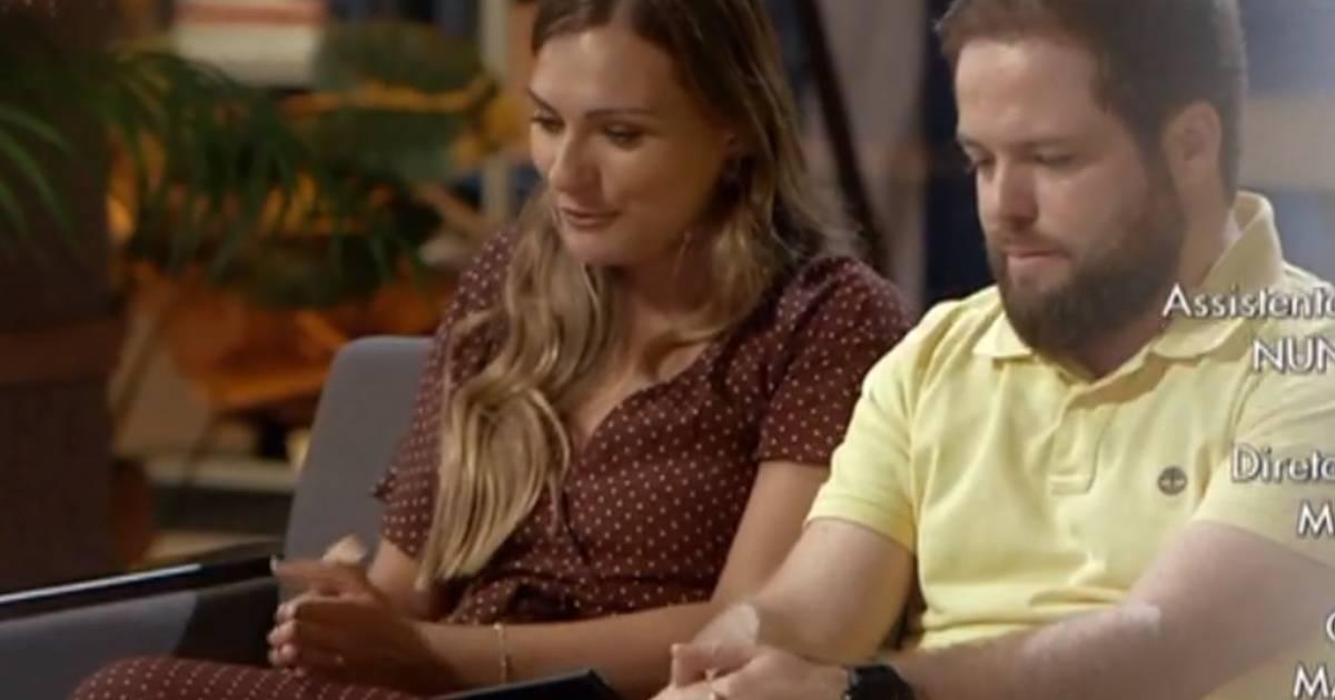 Photo of EM CHOQUE!! Bruno e Tatiana do «casados» vão casar NOVAMENTE e na vida real