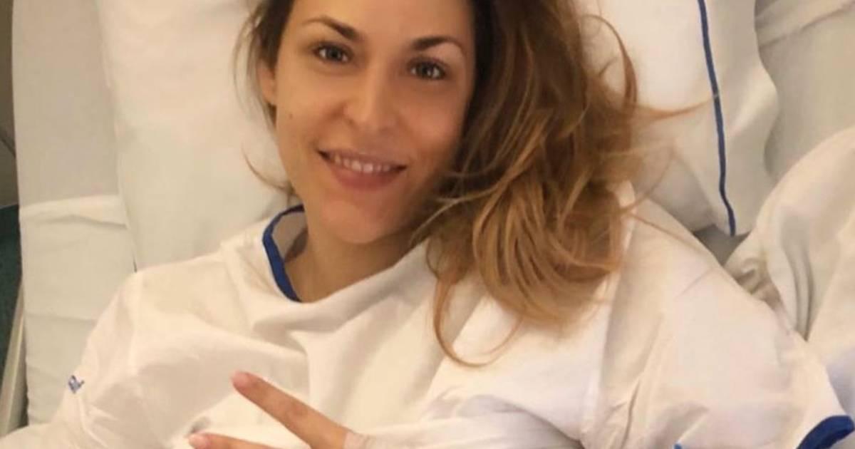 Photo of Apresentadora Andreia Sofia Matos foi operada.. lesão grave