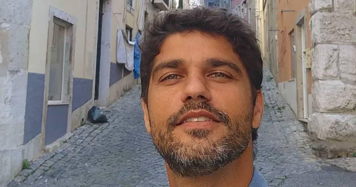 """Photo of Bruno Cabrerizo assume nova namorada """"no paraíso com ela!"""""""