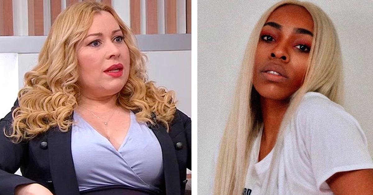 "Photo of Lia do 'Love On Top' ARRASA Suzana Garcia  ""analfabeta iletrada, ignorante"""