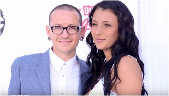 Photo of Viúva de vocalista dos Linkin Park casou-se.. no mesmo dia!
