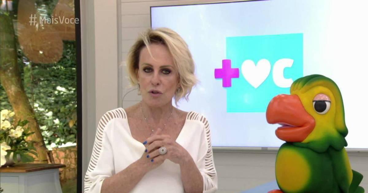 Photo of Ana Maria Braga tem cancro do pulmão