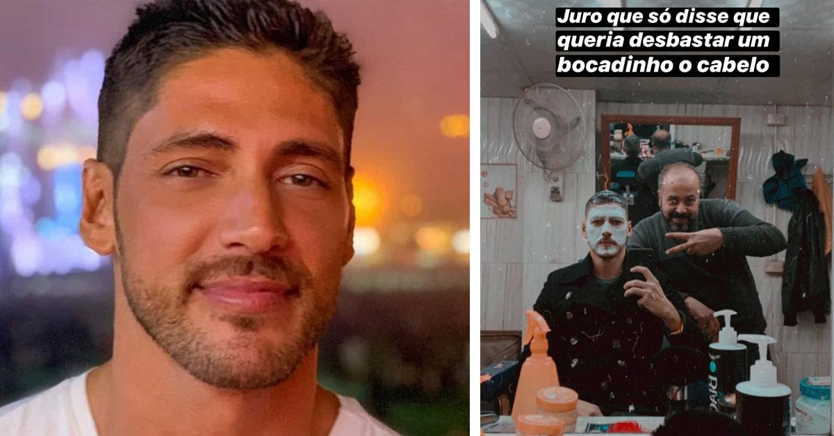 Photo of Ângelo Rodrigues ansioso pela estreia de documentário sobre recuperação