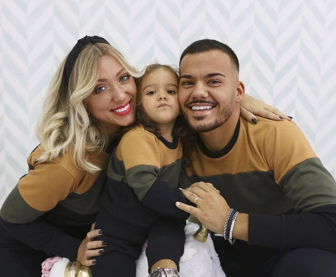 Photo of Sandrinha do Secret Story revela o nome do segundo filho