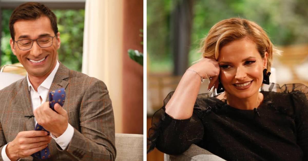 "Photo of Cristina Ferreira e Bento Rodrigues… o ""novo casal"" da SIC"