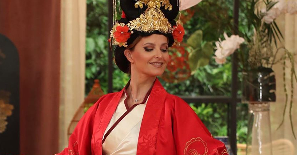 Photo of Cristina Ferreira celebra novo ano Chinês com look surpreendente