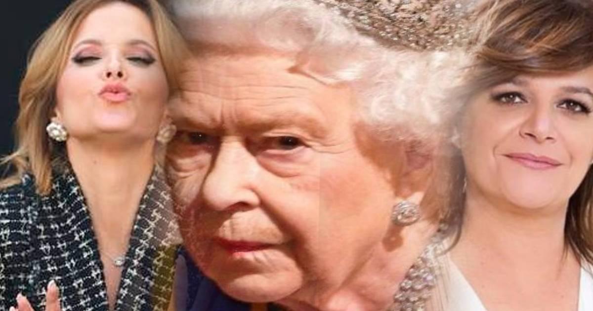 Photo of SIC. Cristina Ferreira e Júlia Pinheiro escolhidas para acompanhar funeral da rainha Isabel II