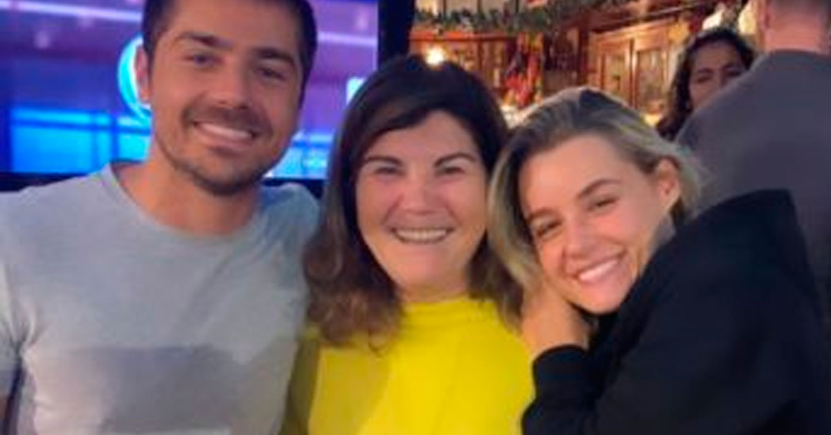 Photo of Dolores Aveiro está rendida a Lourenço Ortigão e Kelly Bailey