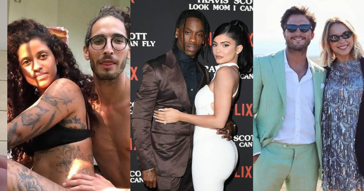 Photo of Os famosos que se separaram em 2019