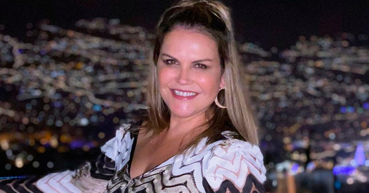 Photo of Kátia Aveiro responde novamente à letra a um seguidor