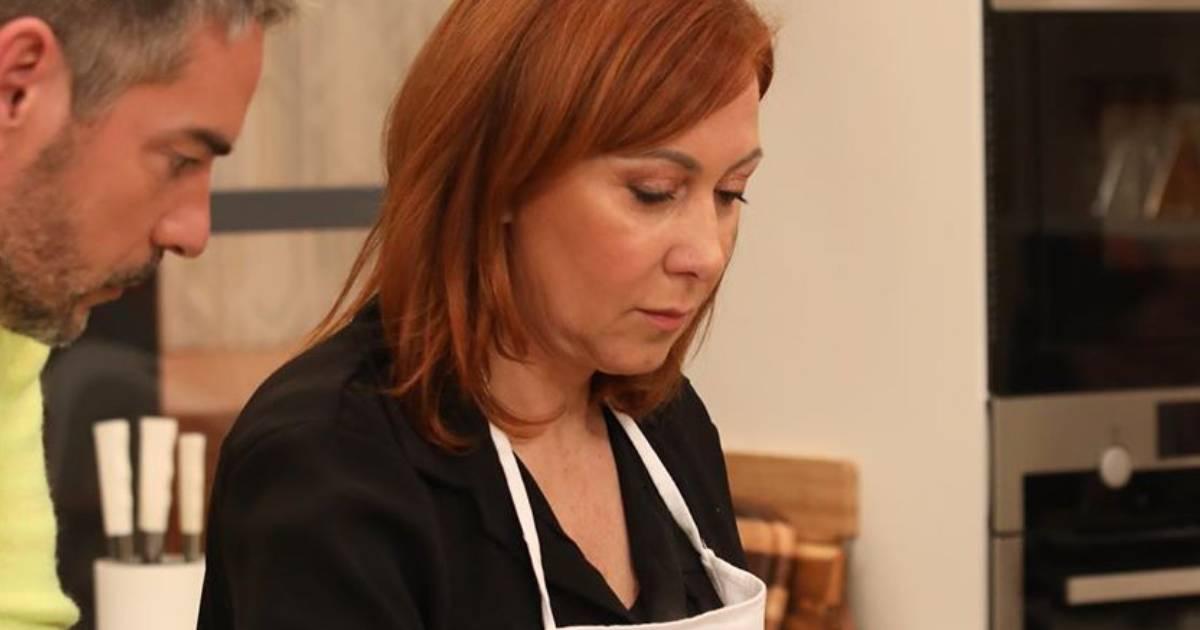 """Photo of Cristina Ferreira perguntou a Maria João Abreu se já chamou """"porca"""" à nora"""