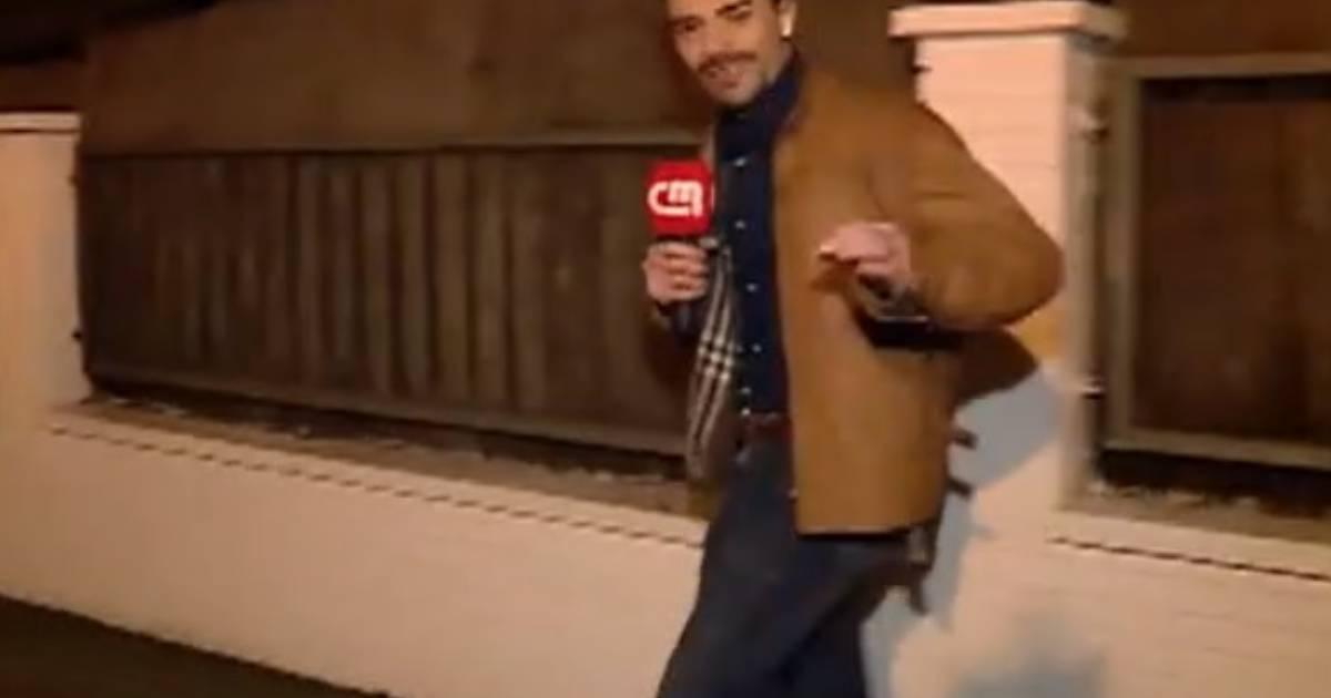 Photo of Repórteres da CMTV PERSEGUIDOS durante reportagem em directo