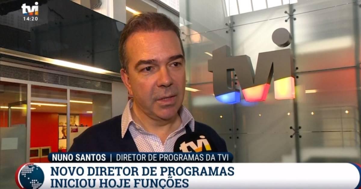 Photo of Nuno Santos é oficialmente o novo director de programas da TVI