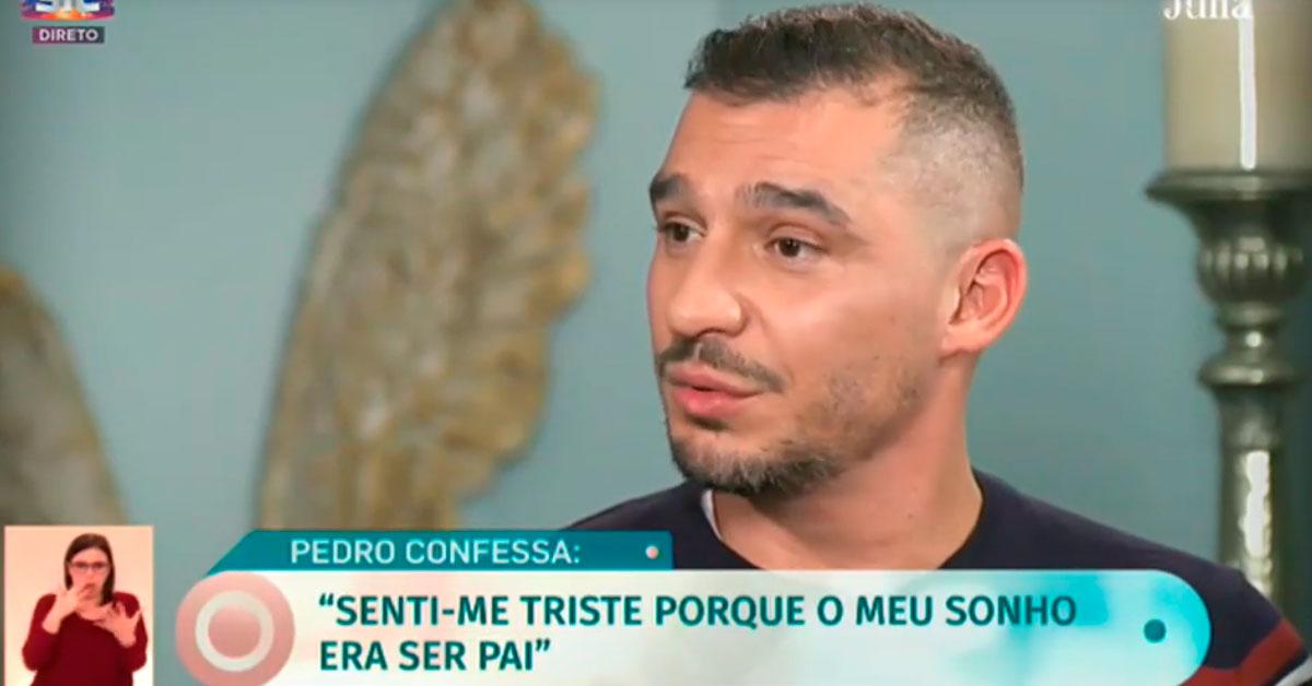 """Photo of Pedro revela problema de saúde que o impede de ser pai: """"Mexeu muito comigo"""""""