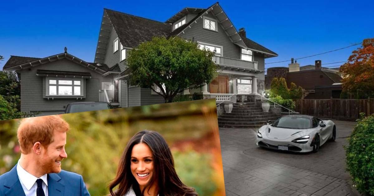 Photo of Vê a casa de 24 milhões que Meghan e Harry querem comprar no Canadá
