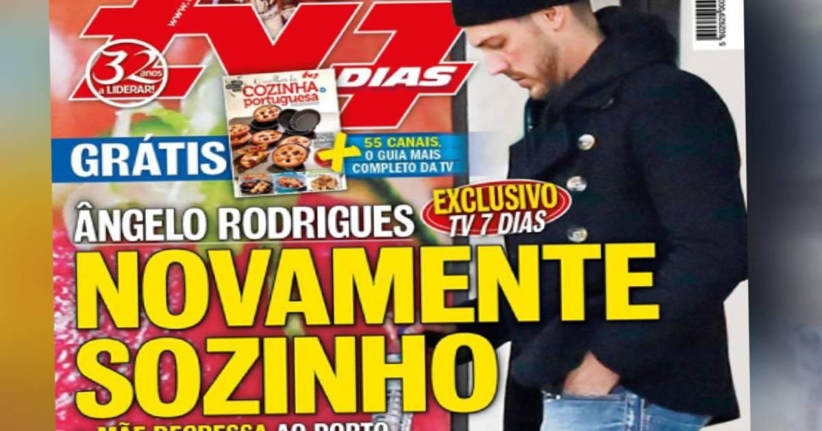 Photo of Ângelo Rodrigues novamente SOZINHO!