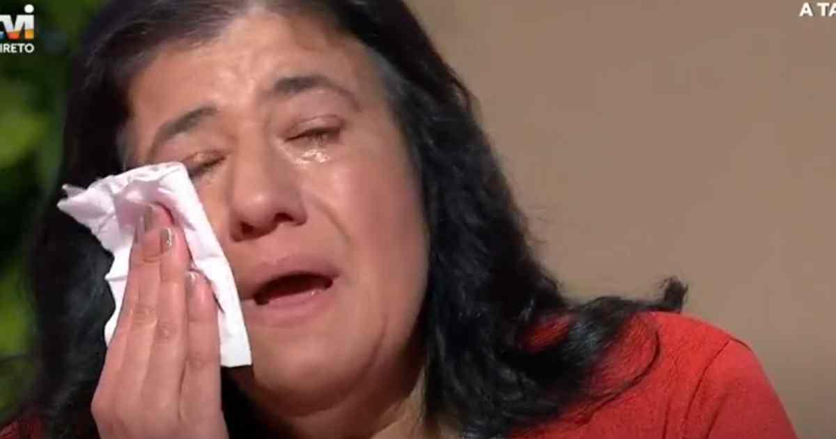 Photo of Maquina na Verdade. Convidada fica em lágrimas com o resultado