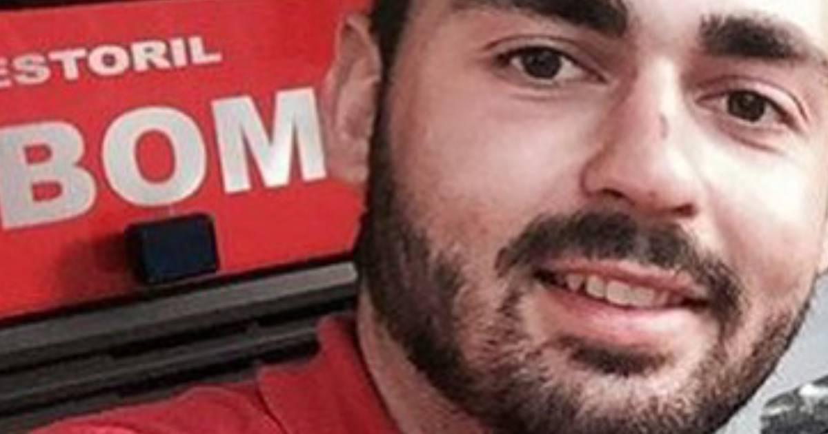 """Photo of Bombeiro que salvou Diogo Carmona reage. """"Aquele dia não foi fácil"""""""
