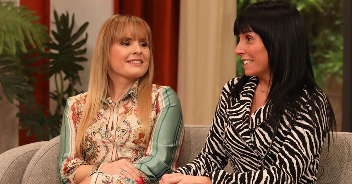 Photo of 'Casados': Ana Raquel e Inês já têm novos namorados? As irmãs respondem a Cristina Ferreira