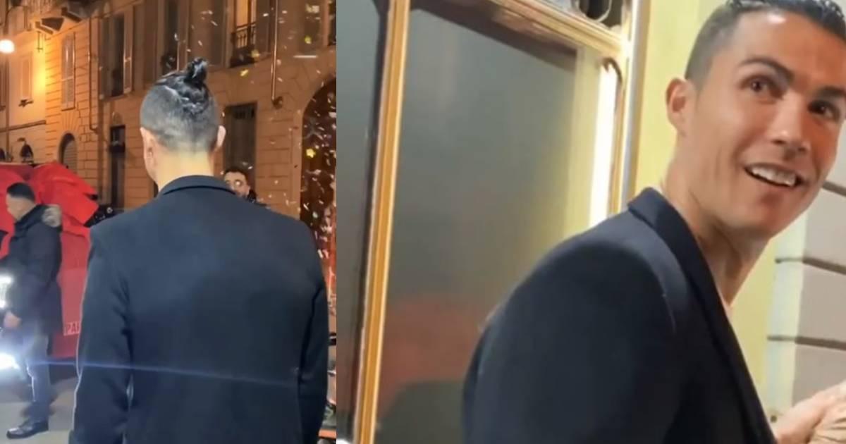Photo of Georgina surpreende Ronaldo no aniversário com um carro de luxo