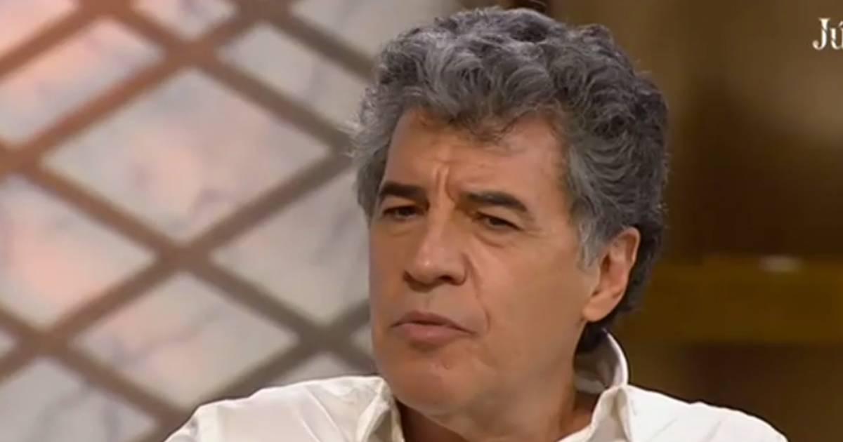 """Photo of Paulo Betti foi assaltado """"Não achávamos que Portugal fosse tão inseguro"""""""