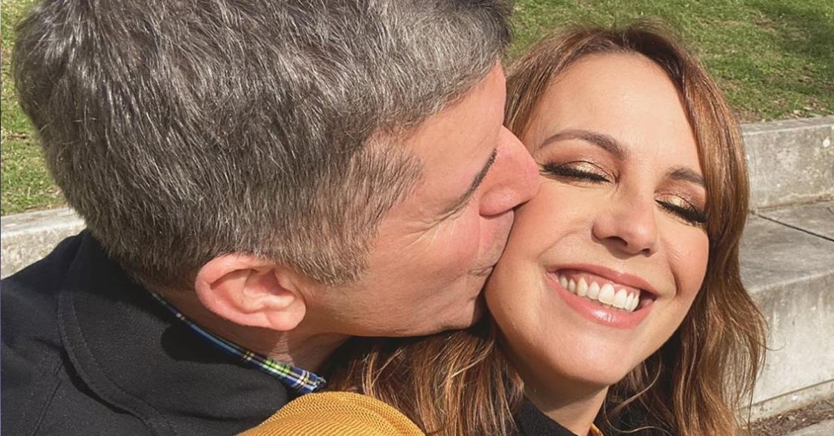 """Photo of João Baião declara-se a Tânia Ribas de Oliveira """"amo esta mulher…"""""""