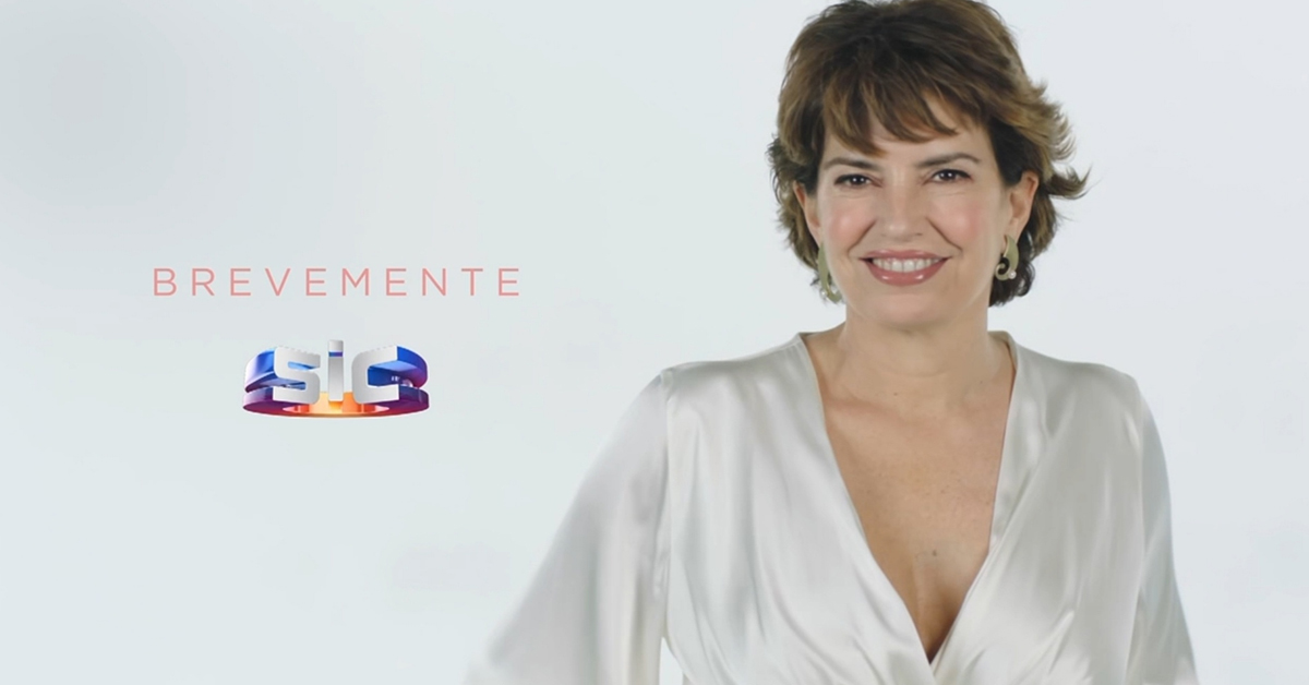 Photo of Mais um trunfo! SIC já promove regresso de Bárbara Guimarães