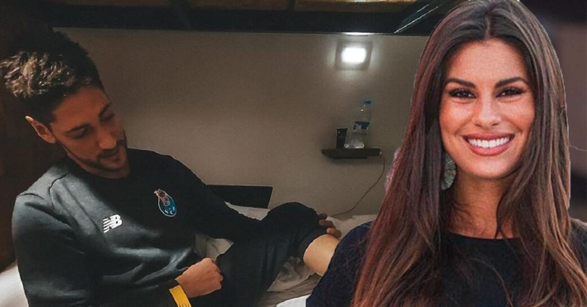 Photo of Ângelo Rodrigues brinca com Carolina Loureiro nas redes sociais