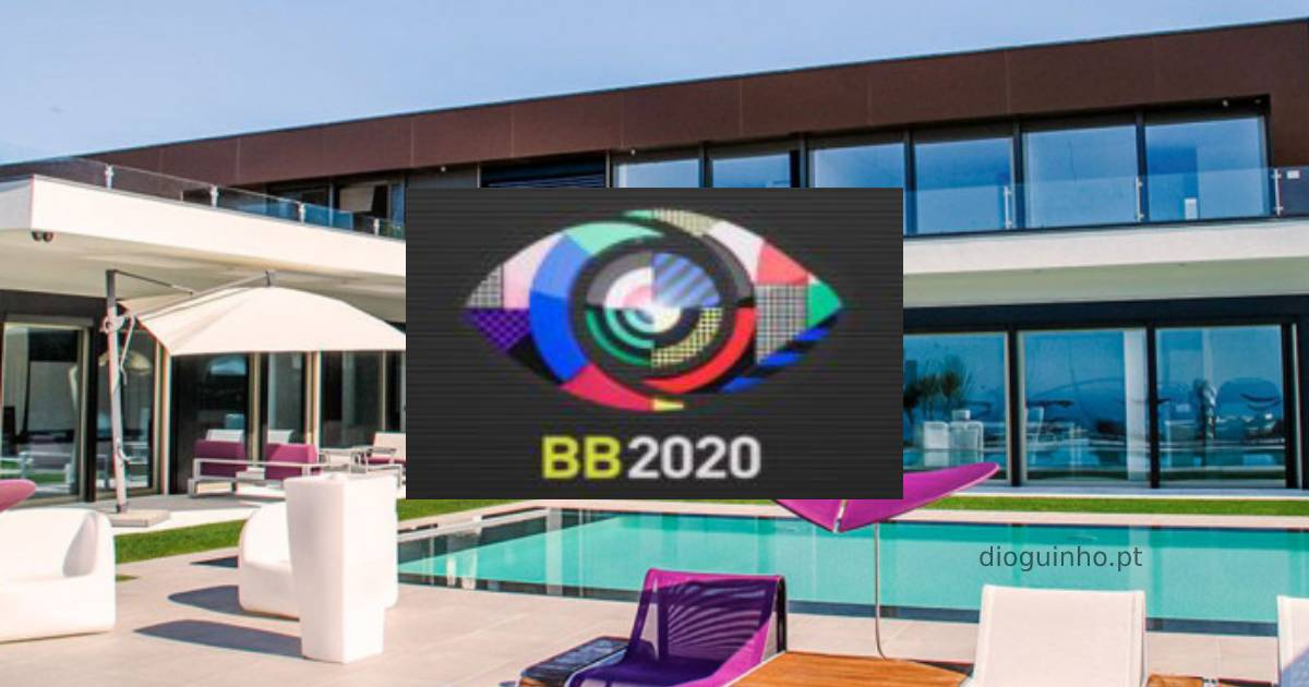 Photo of BB2020. Esta será a casa do novo Big Brother 2020