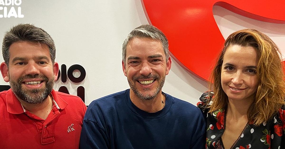 Photo of Cláudio Ramos foi à rádio e explicou a relação actual com Cristina Ferreira