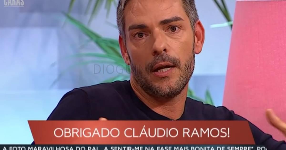 Photo of Revelados DETALHES da contratação de Cláudio Ramos pela TVI