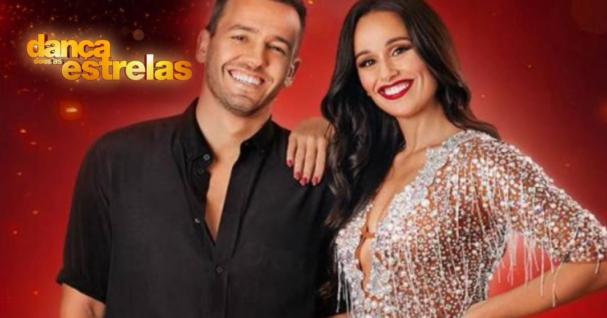 Photo of 'Dança com as Estrelas'. As primeiras imagens