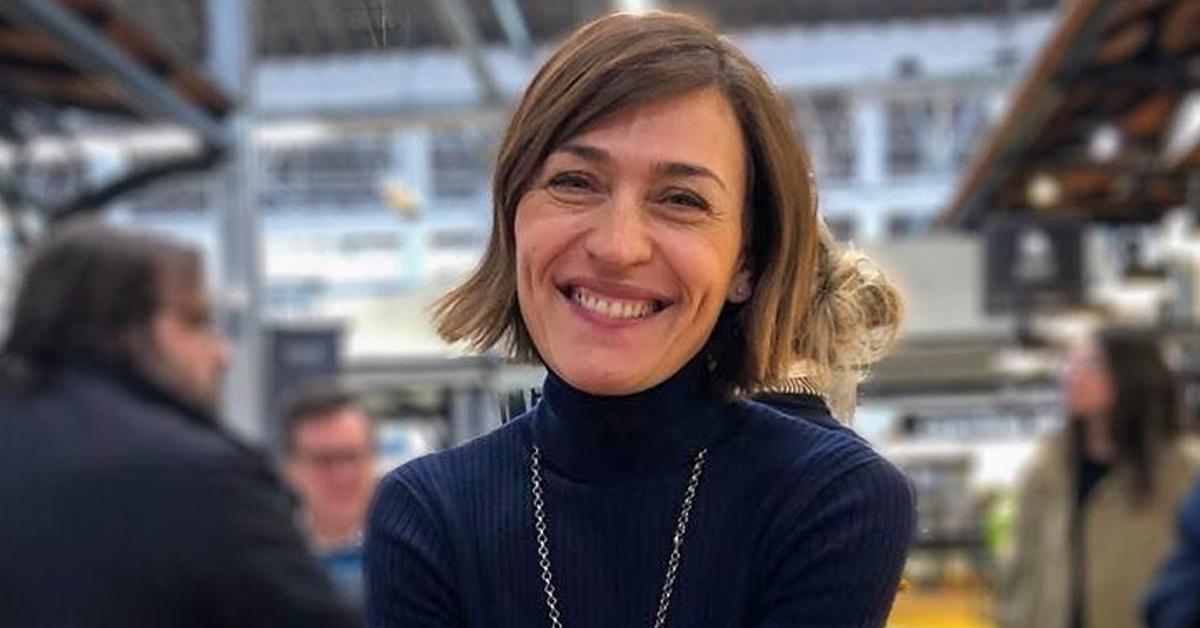 Photo of Fátima Lopes almoça com companhia muito especial