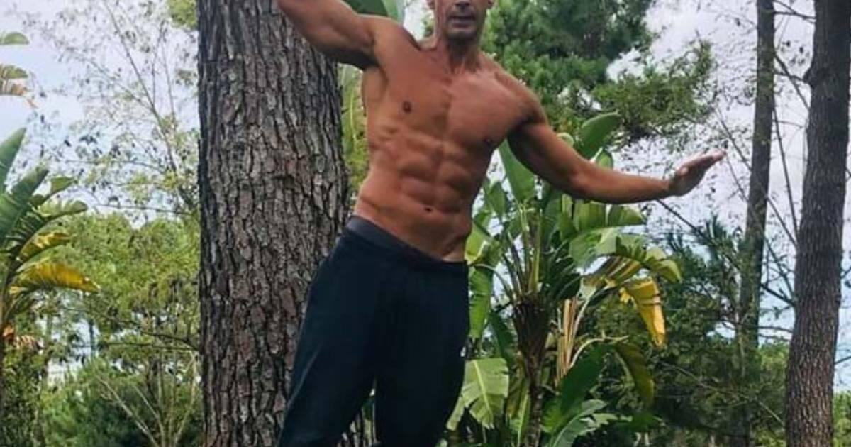 Photo of ARRASOU!! Novo namorado de Fernanda Serrano publica vídeo com corpo trabalhado