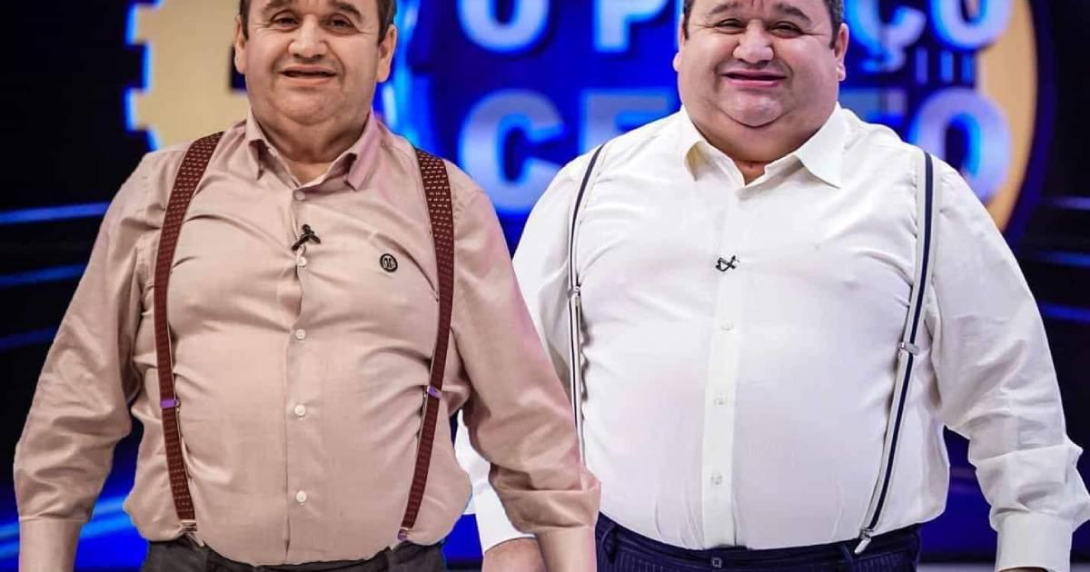 Photo of Fernando Mendes perdeu 40 quilos!