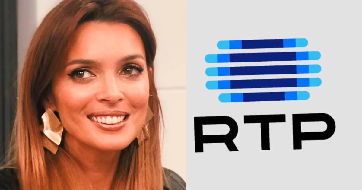 Photo of Maria Cerqueira Gomes da TVI para o '5 Para a Meia Noite' da RTP1