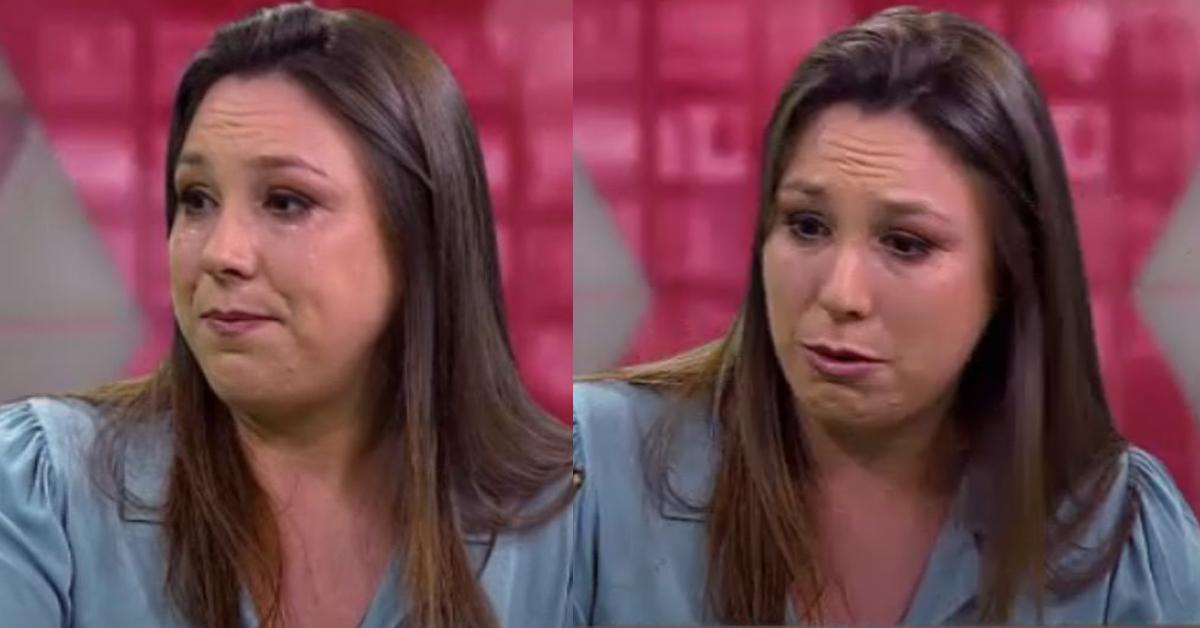 """Photo of Joana Madeira CHORA e desabafa na CMTV: """"Parece que por ser mulher do Eduardo, sou desvalorizada…"""""""