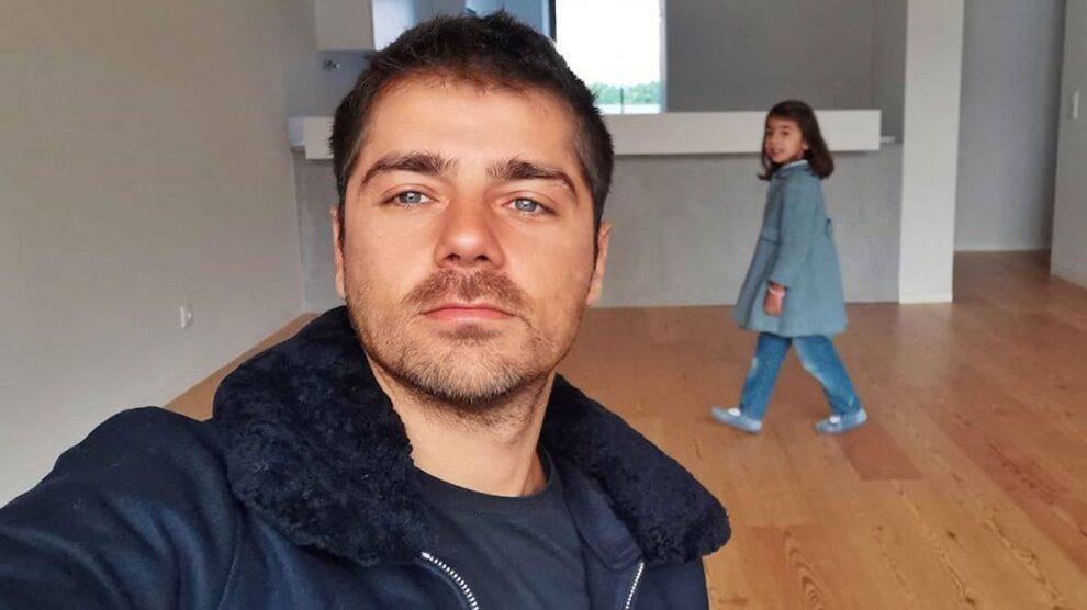 Photo of Lourenço Ortigão e Kelly Bailey mostram a sua nova casa
