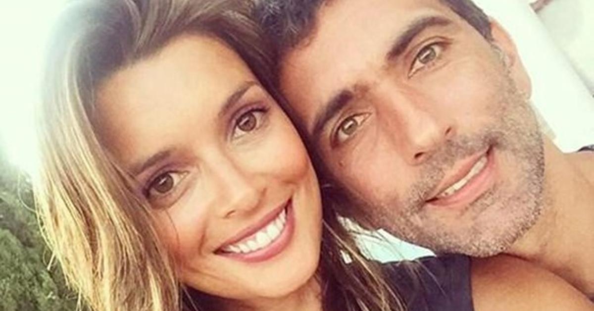 Photo of Ex-marido de Maria Cerqueira Gomes já tem outra