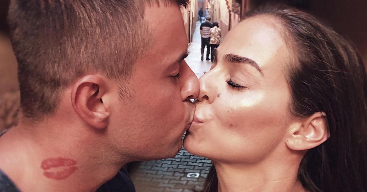 Photo of Vanessa Martins e Marco Costa trocam declarações de amor nas redes sociais