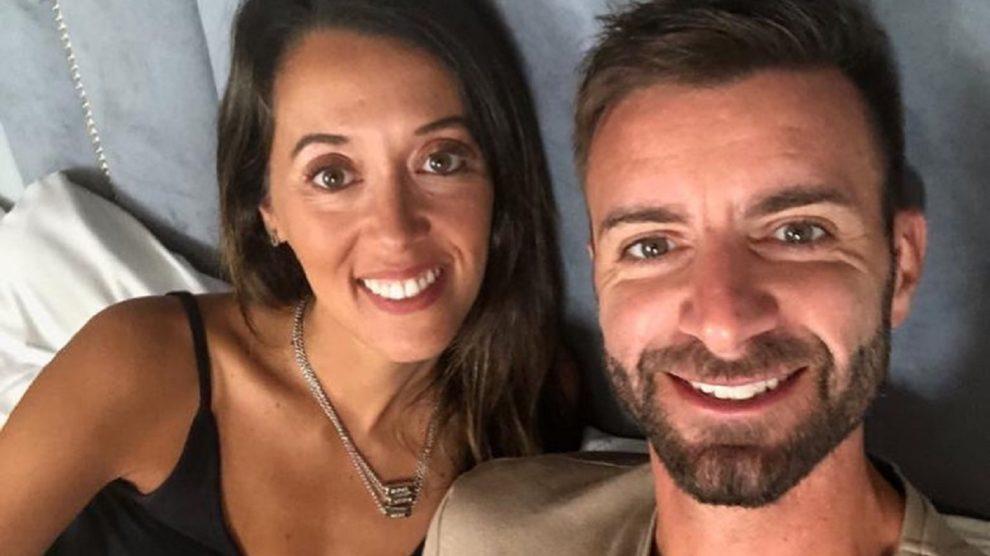 Photo of Marta e Luís do 'Casados' estão de relações cortadas