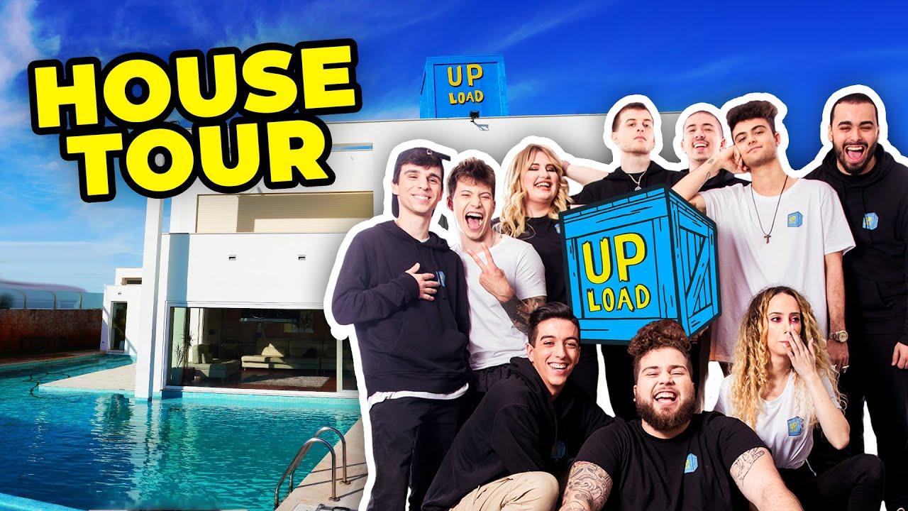 """Photo of Upload: Quanto pagam para viver na nova """"Casa dos Youtubers"""" de 2 milhões?"""