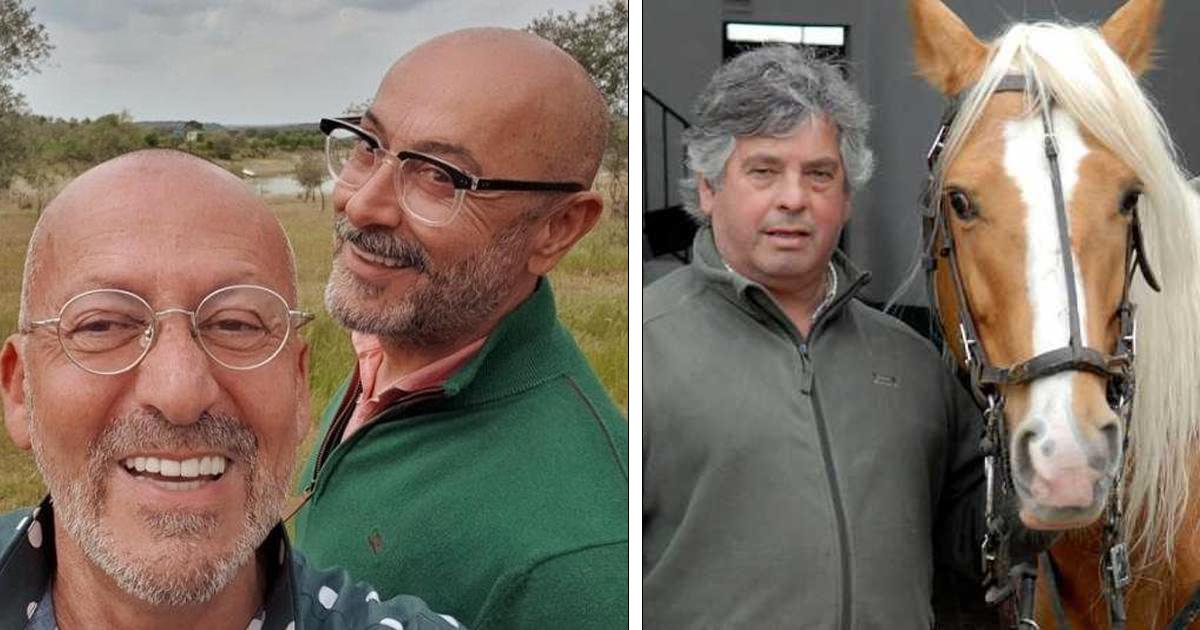 """Photo of Marido de Goucha sai em defesa do toureiro João Moura """"Ele é um homem desfeito…"""""""