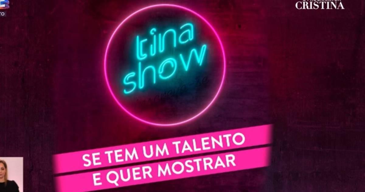 Photo of Tina Show. Cristina Ferreira anuncia novo concurso de talentos no Programa da Cristina