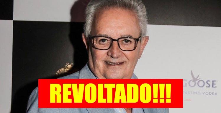 """Photo of Eládio Clímaco REVOLTADO: """"Perdi a cabeça (…) Temos de multar para assegurar o nosso ordenado"""""""