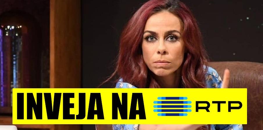 Photo of Filomena Cautela é alvo de INVEJA na RTP