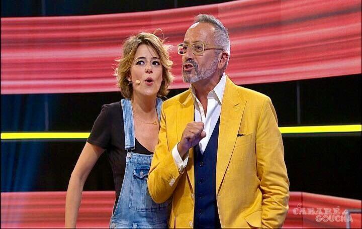 Photo of TVI volta a enaltecer Manuel Luís Goucha, mas IGNORA Leonor Poeiras